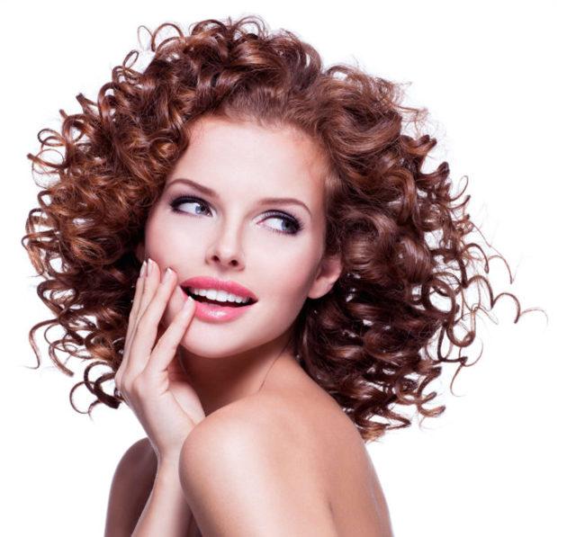 Как красиво уложить химическую завивку: рассмотрим как укладывать волосы после химической завивки, обзор средств для укладки, прически с химией, фото и видео