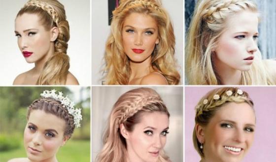 Коса ободок: как плести косичку и сделать причёску с распущенными волосами самой себе, фото, кому подходит укладка, для каких случаев, общие рекомендации для самостоятельного выполнения, пошаговая инструкция, разнообразные варианты, плюсы и минусы, звездные примеры