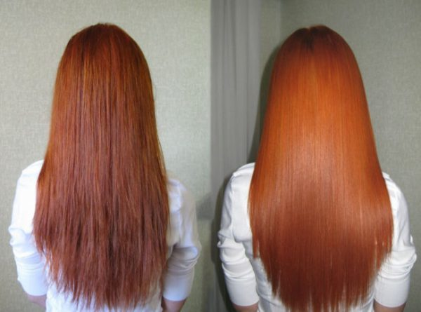 Выпрямление волос желатином в домашних условиях, рецепты масок для волос с желатином, фото до и после, отзывы