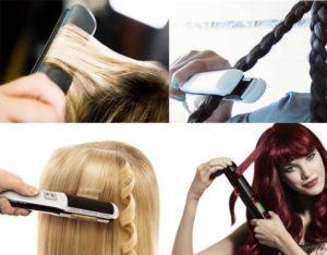 Что лучше плойка или утюжок для волос: сравниваем и выбираем