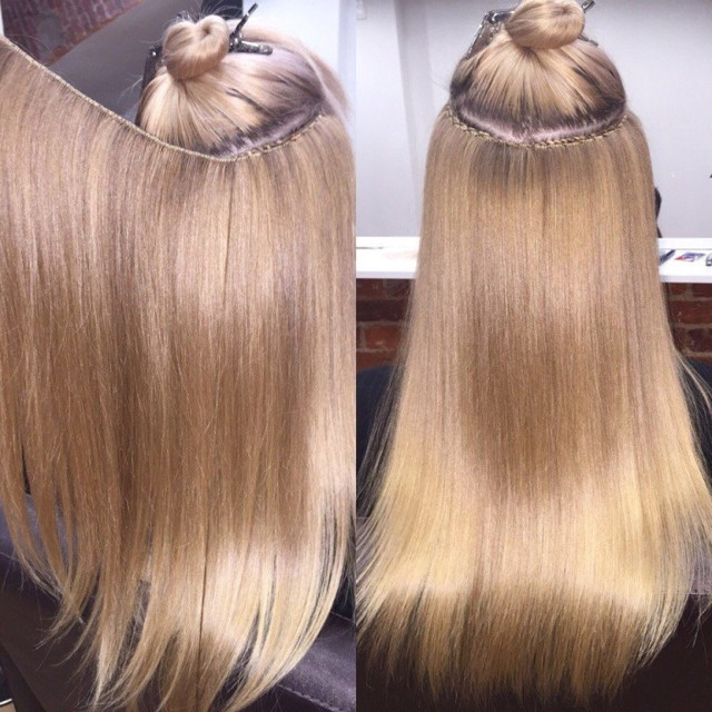 природного материала голливудское наращивание волос отзывы фото моя