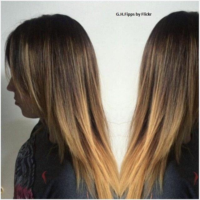 Меланжевое мелирование: фото что это такое, как подобрать цвет для покраски на светлых и темных волосах, пошаговая инструкция