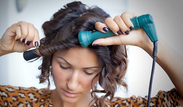 Как сделать большие крупные локоны на длинные,средние и короткие волосы в домашних условиях, рассмотрим все способы и прически с большими, крупными кудрями, фото