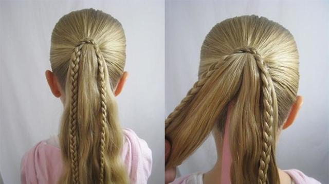 Коса на карандаше: плетение прически косичка с помощью карандаша на длинные волосы, как заплести красивый колосок, фото, видео, пошаговая инструкция, кому подходит прическа, интересные вариации, плюсы и минусы