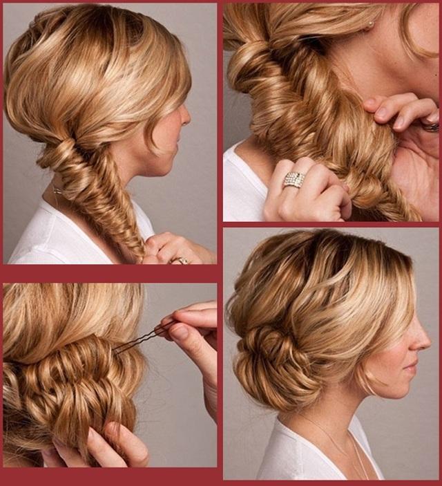 Как заплести обычную косу: как сделать простую тройную косичку самой себе, классическая схема плетения из 3 прядей, видео, пошаговая инструкция, фото знаменитостей