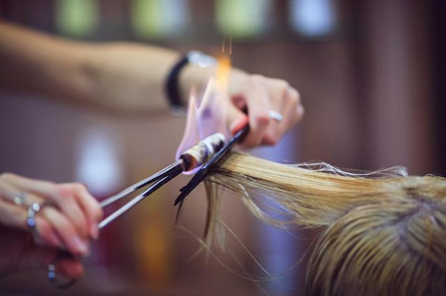 Лечение волос огнем: отзывы, восстановление, фото до и после, можно ли проводить дома, пошаговая инструкция, противопоказания, плюсы и минусы