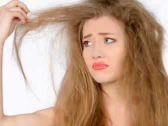 Как выпрямить волосы после химической завивки: какой способ лучше