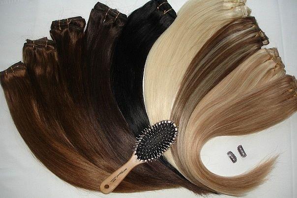 Как нарастить волосы? 35 фото Как делают наращивание в домашних условиях? Как можно быстро и правильно наращивать длинные и короткие волосы дома?