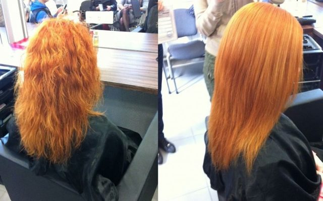 Ботокс для волос tahe magic efecto botox результаты применения, фото до и после, отзывы