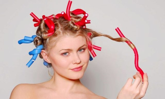 Бигуди для длинных волос: какие лучше выбрать для крупных и мелких локонов и как правильно накрутить