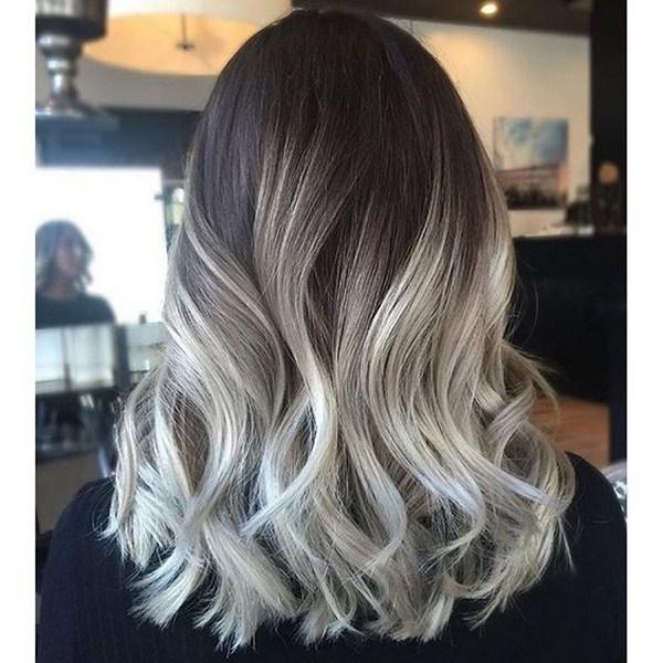 Необычное мелирование: креативное, контрастное, интересное окрашивание волос, фото, модные тенденции, как выбрать технику