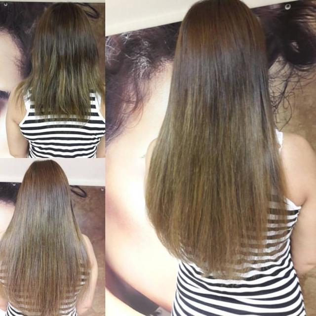 Бескапсульное наращивание волос: выбор лучшего способа