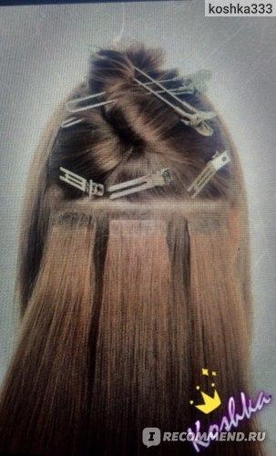 Какое наращивание волос лучше капсульное или ленточное: разбираемся и выбираем