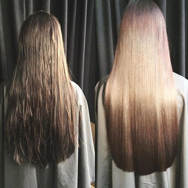 Уход за волосами после ботокса: как ухаживать за волосами после ботокса, каким шампунем можно мыть волосы, когда можно красить волосы после ботокса