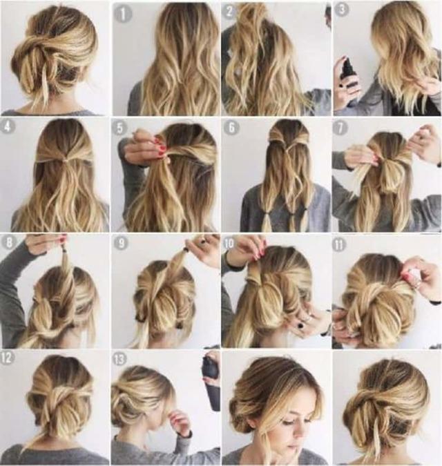 Лесенка на средние волосы: фото стрижки до плеч с косой челкой и без, техника выполнения по всей длине, спереди, сзади, как выглядит рванка, варианты укладки