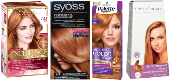 Золотистый цвет волос: фото оттенков (русый, светлый, блонд, медный, коричневый, кофе, трюфель, медовый, карамельный и другие), обзор красок (гарньер и тп), кому идет
