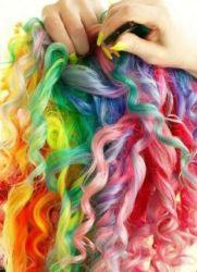 Красящий лак для волос: инструкция по применению, цена, список лучших цветных лаков, фото на темных и светлых локонах