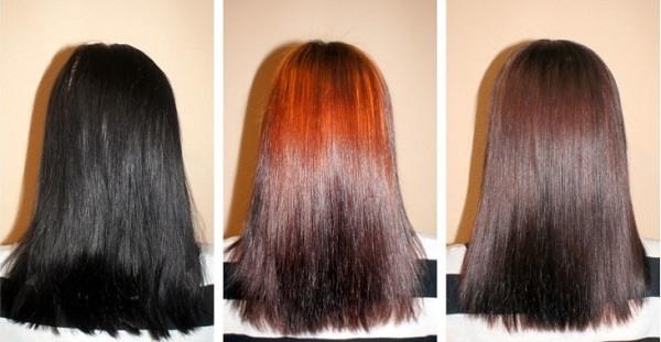 Как убрать красный оттенок с волос: способы смыть краску и вывести пигмент, как нейтрализовать или закрасить нежелательный тон, смывки и народные средства