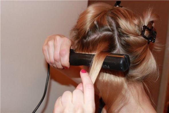 Как сделать объемные и пышные локоны в домашних условиях, укладка объемными и пышными кудрями на короткие, средние и длинные волосы, фото и видео