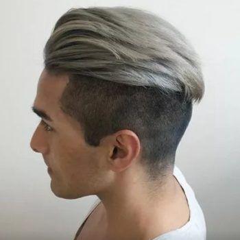 Мужское окрашивание волос: можно ли красить волосы мужчинам, какие цвета и техники покраски волос для мужчин и парней используются, фото