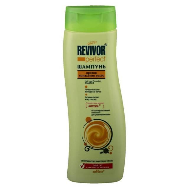 Шампунь Ревивор для роста волос: какие проблемы способен устранить, правила применения и эффект от использования