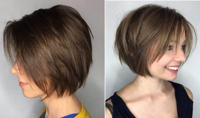 Боб на ножке: фото женской стрижки на короткие, средние волосы с удлинением, вид сзади, техника прически грибок с челкой, кому подходит, можно ли выполнить самостоятельно, пошаговая инструкция, как укладывать, ухаживать, плюсы и минусы, примеры звезд