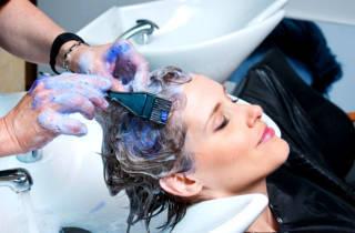 Как осветлить черные волосы в домашних условиях или в салоне, какой краской, фото до и после