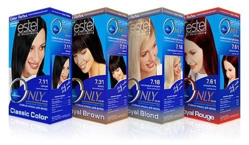 Эстель краска для волос: палитра цветов estel я выбираю цвет, тонирования и других, профессиональные оттенки холодный блонд, пепельно и темно-русый и другие