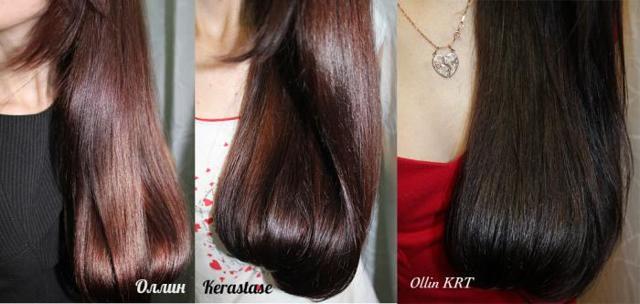 Оллин (ollin) кератиновое выпрямление волос: отзывы, инструкция по применению состава кератин систем, megapolis, видео, цена, фото до и после, плюсы и минусы