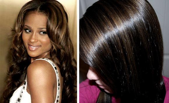 Мелирование на длинные волосы: фото на темные, на светлые, на каскад, с челкой и без, на черные, цена, видео уроки как делать красивое окрашивание