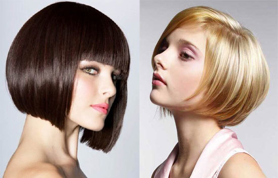Креативное каре: фото необычной, оригинальной женской стрижки, розовое, фиолетовое и другие варианты, кому подойдет, плюсы и минусы, примеры знаменитостей