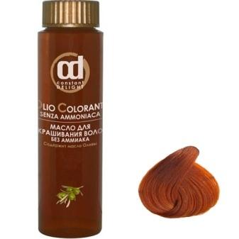 Масло для окрашивания волос без аммиака constant delight: палитра и инструкция по применению, отзывы