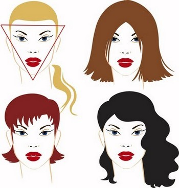 Прически для ромбовидного лица: короткие, средней длины женские стрижки для алмазной формы, виды челки для типа ромб, бриллиант, фото, определение пропорций, рекомендации по укладке, чего нельзя делать, примеры знаменитостей