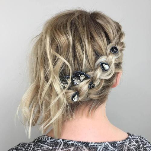 Прически в стиле Гэтсби: одежда, макияж для девушек, украшения на голову — повязка, ободок и другие аксессуары на длинные, средние, короткие волосы, как сделать укладку самостоятельно, кому она подойдет, для какого случая, описание стиля, фото знаменитостей