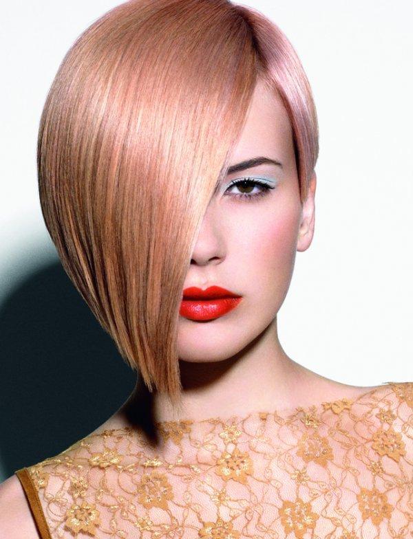 Рыжее каре: фото удлиненной и обычной стрижки с челкой и без, вид со спины, каким девушкам идут рыжие волосы с прической каре, способы укладки, примеры знаменитостей