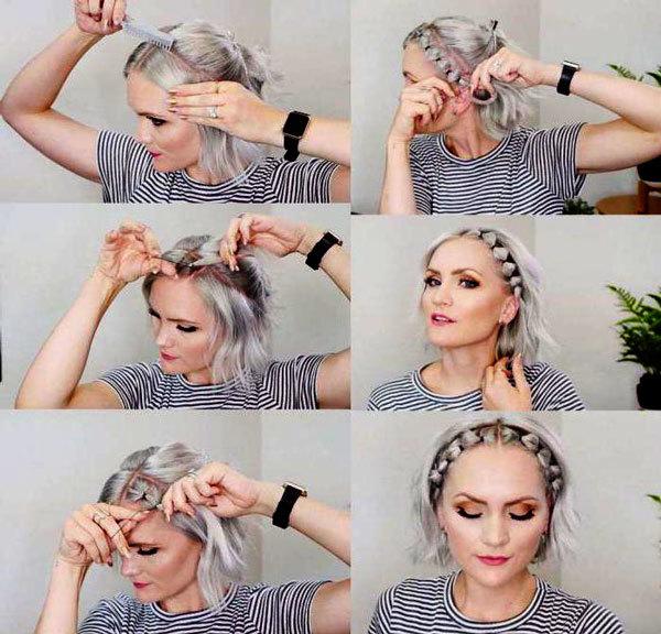 Все стрижки и прически Юлии Высоцкой: фото с короткой стрижкой, как сделать такую прическу