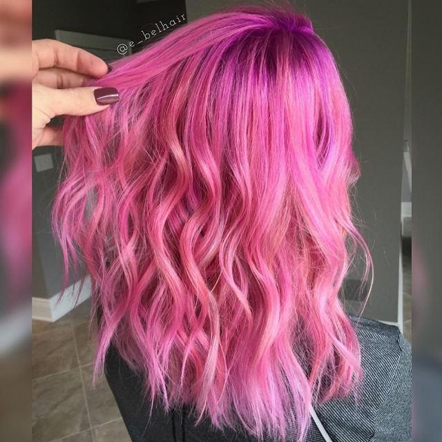 Омбре на русые волосы: фото на светлых и темно-русых волосах, пепельное, цветное, розовое, рыжее окрашивание для блондинок, как сделать в домашних условиях