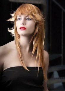 Ассиметричные стрижки на средние и длинные волосы: фото, женская прическа асимметрия с челкой и без, с удлинением на одну сторону, вид сзади, видео, способы укладки
