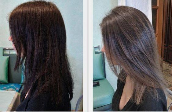 Краска капус для волос: палитра цветов по номерам, фото на волосах, каталог оттенков профессионал, студио и других, инструкция по применению, раскладка
