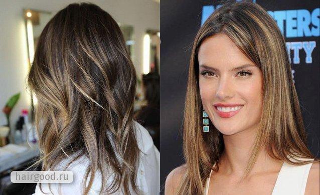 Эффект выгоревших волос на русые волосы: фото на светло- и темно-русых локонах, как сделать окрашивание в домашних условиях, мелирование на короткие, длинные