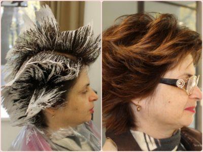 Окрашивание балаяж на короткие волосы, каре с удлинением и без, с челкой и без, стрижку боб, техника окраски: в пепельный, на очень короткие, прямые волосы, отросшие корни, покраска в домашних условиях и сколько стоит в салоне, фото, видео