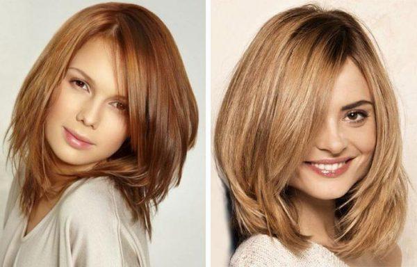 Двойная челка: фото, как сделать многослойную, многоуровневую, двухуровневую на длинные, средние, короткие волосы, модные варианты прически, кому подходит, как укладывать, примеры знаменитостей