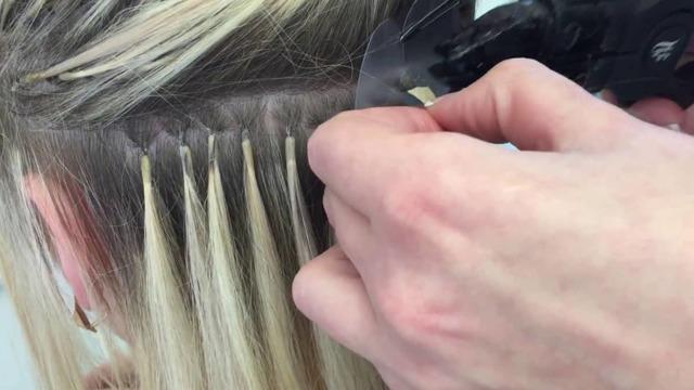 Наращивание волос на каре: какой метод лучше подойдет для вашей длинны, фото до и после, видео