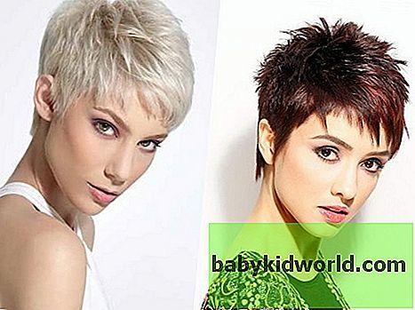 Стрижка полубокс женская: фото на волосах разной длины, как укладывать прическу, кто из знаменитостей носит, можно ли выполнить самостоятельно, плюсы и минусы
