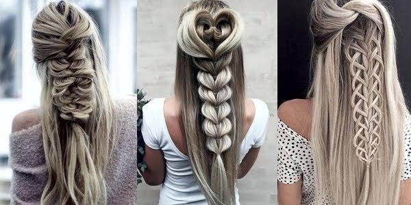 Коса из резинок: пошаговое плетение косички из хвостиков с помощью силиконовых маленьких резиночек на длинные волосы, поэтапное фото, видео, схемы, как быстро заплести прическу, примеры знаменитостей