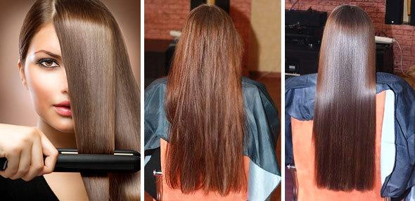Как пользоваться утюжком для волос или как правильно и быстро выпрямлять волосы утюжком самой, фото до и после, видео