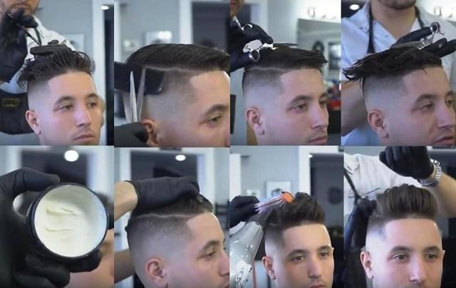 Андеркат мужская стрижка: фото прически undercut со всех сторон, технология выполнения на короткие, средние, длинные волосы для мужчин, как стричь с пробором, на бок, с бородой, как укладывать с хвостом, классический и другие разновидности, сколько стоит у парикмахера, исторические аспекты, кто и когда придумал, рекомендации по выполнению, плюсы и минусы, звездные примеры