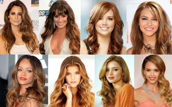 Цветной балаяж: розовый, шоколадный, красный, фиолетовый, карамельный, серый, золотистый на короткие, темные и светлые волосы