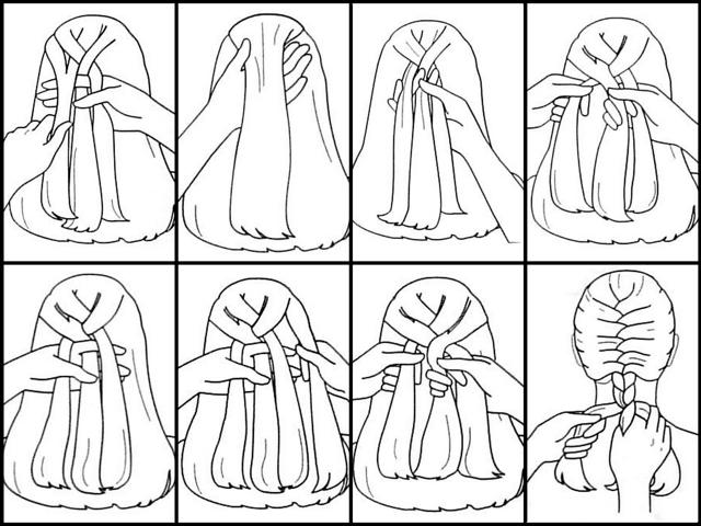 Прическа дракончик: как плести косу из волос самой себе, пошаговое обучение, схема как заплести 2 дракона на длинные, короткие пряди из резинок, с хвостиками, кому подходит укладка, для каких случаев, интересные варианты модели, плюсы и минусы, примеры знаменитостей