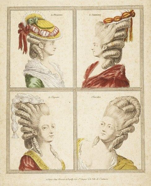 Прически 18 века: фото женских укладок, париков в России, Вологодской области, в стиле итальянок, в Англии, во Франции, как сделать своими руками корабль для дам, особенности европейских моделей, характерные черты того времени, звездные примеры